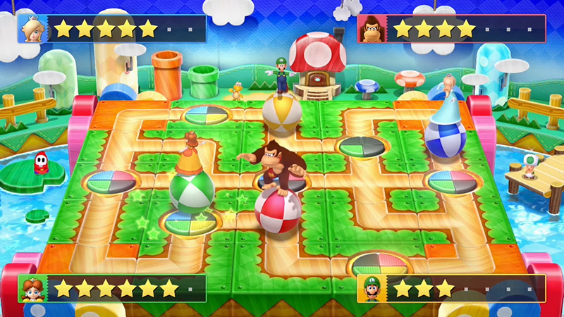 Mario Party 10 for Wii U!