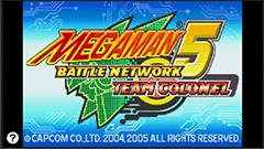 Mega Man Battle Network 5: Team Colonel