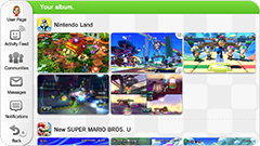 Miiverse new look and new features