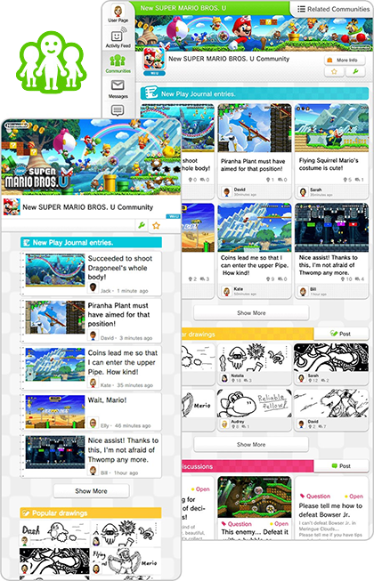 Miiverse Gets a Major Update