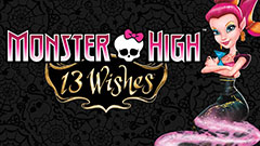 Monster High™ 13 Wishes™ Wii U