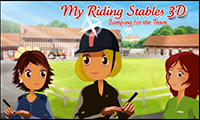 My Riding Stables 3D - Jumping for the Team