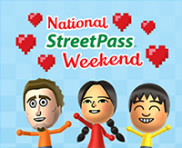 National StreetPass Weekend – 2015 Valentine's Edition