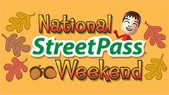 National StreetPass Weekend: Thanksgiving Edition