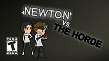 Newton vs. The Horde
