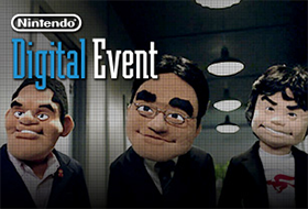 Nintendo Digital Event on the opening day of E3 2015
