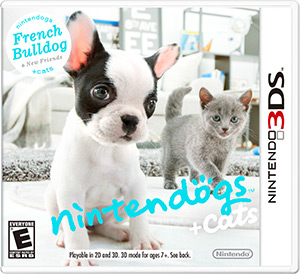 nintendogs™ + cats box art