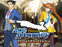 Phoenix Wright®: Ace Attorney® - Dual Destinies