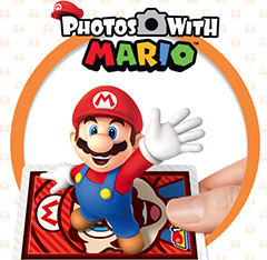 Photos with Mario series