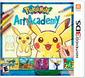 Pokémon Art Academy box art