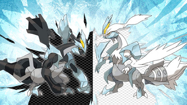 Pokémon Black Version 2 and Pokémon White Version 2
