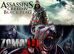 Price reductions: Assassin's Creed® IV Black Flag™ and ZombiU™