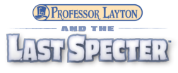 Professor Layton and the Last Specter for the Nintendo DS