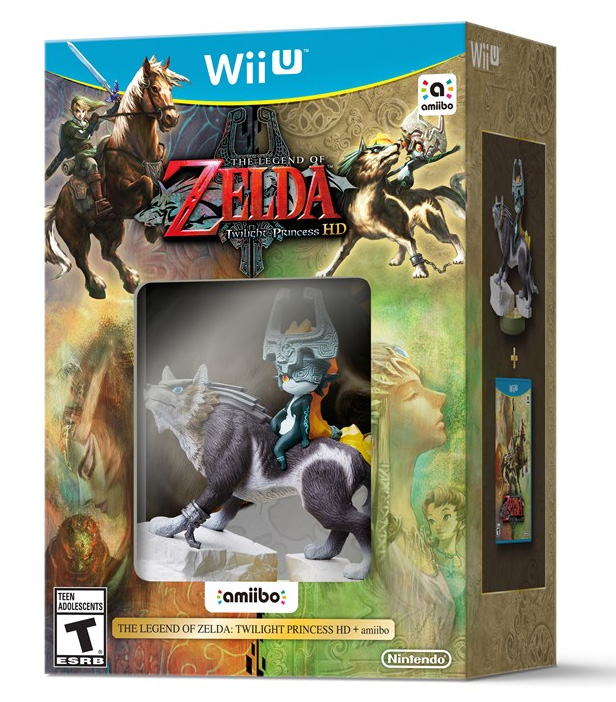 New amiibo Figures and Functionality Coming to Games in Early 2016