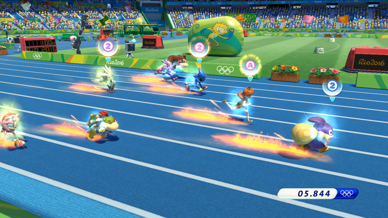 Host Your Own Olympic Games