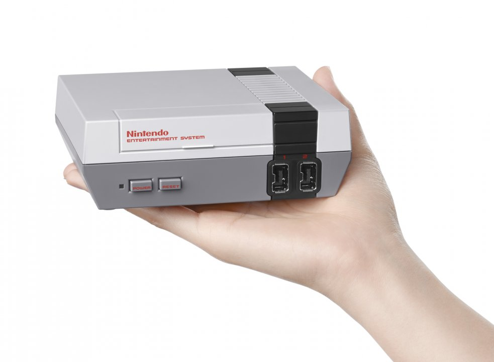 Nintendo's Ultimate Retro Gaming Experience