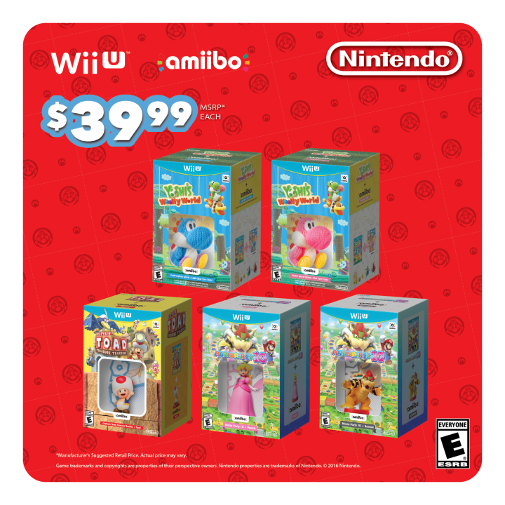 Nintendo Announces Back-To-School Deals, Adds Games to Nintendo Selects Collection