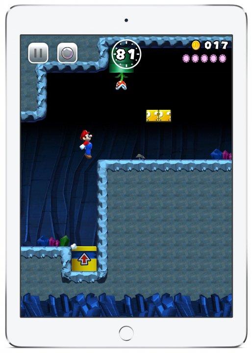 Super Mario Run Coming to iPhone & iPad this December