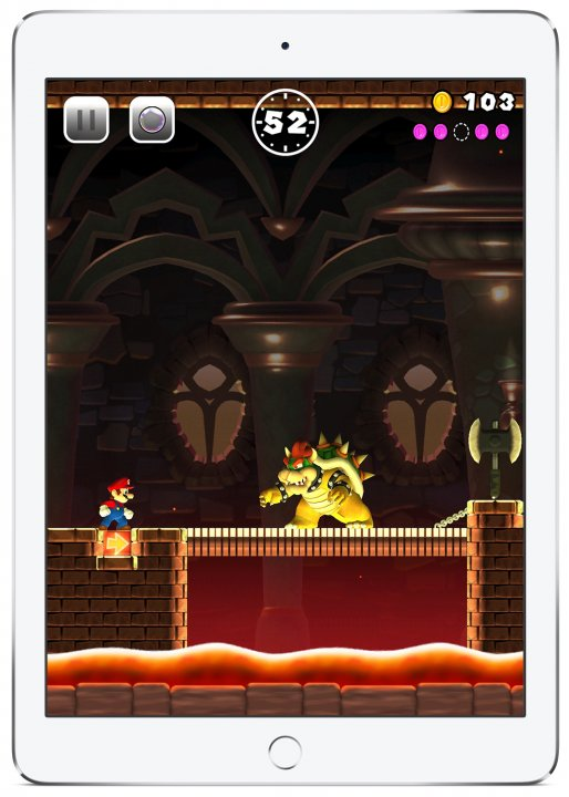 Super Mario Run Coming to iPhone & iPad this December