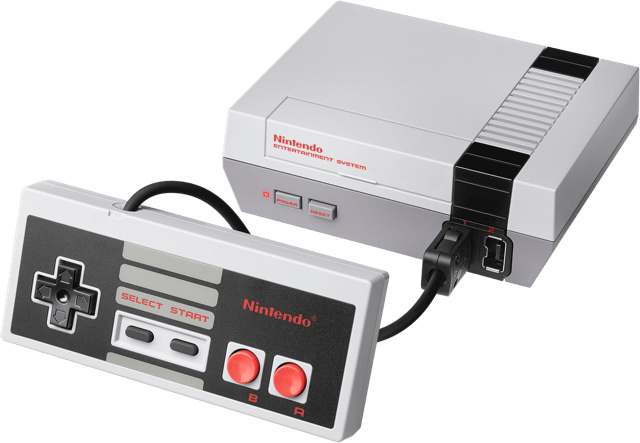 Retro Meets Modern with the NES Classic Edition