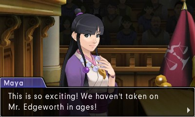 Ace Attorney – Spirit of Justice DLC Case 'Turnabout Time Traveler' Available Now