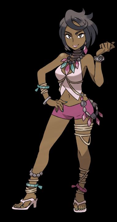 Pokémon Sun and Pokémon Moon get New Pokémon and Characters