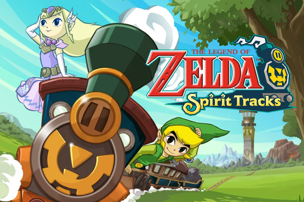 NEWS: Nintendo Download, Oct. 20, 2016: All Aboard the Spirit Tracks!