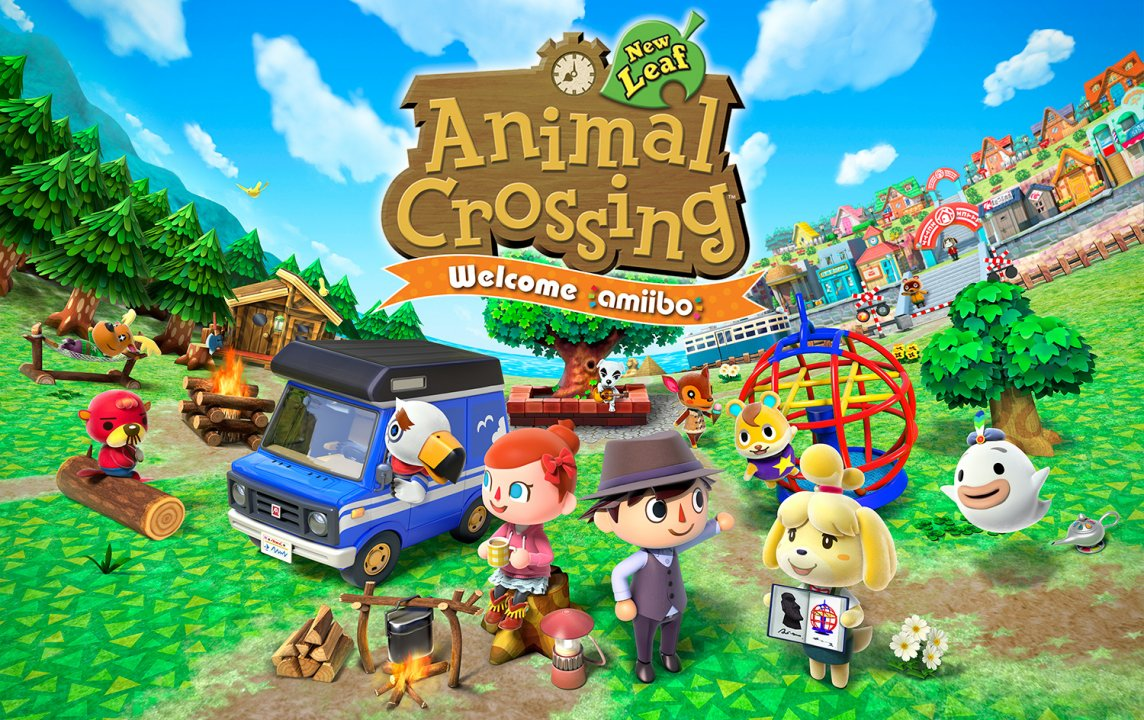 Free Update for Animal Crossing: New Leaf