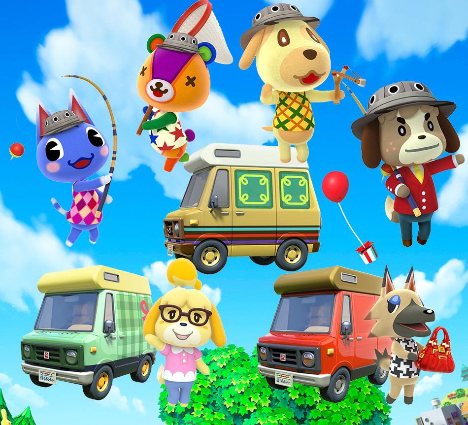 Desert Island Escape Animal Crossing New Leaf Items