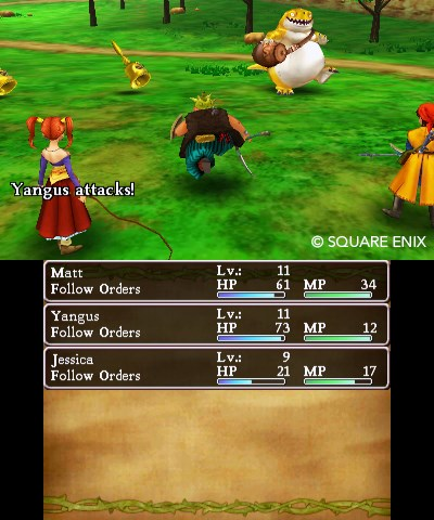 Dragon Quest VIII: Journey of the Cursed King Releases on Jan. 20, 2017