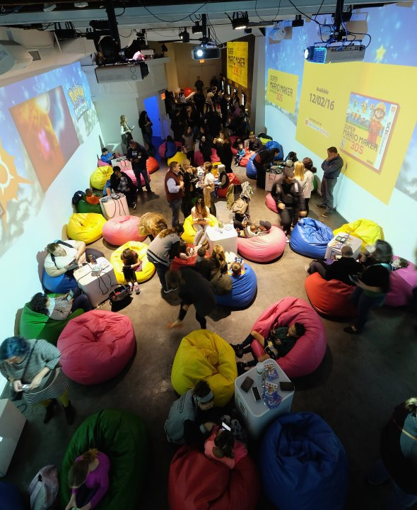 Photos: Girls Love Gaming Event in New York City