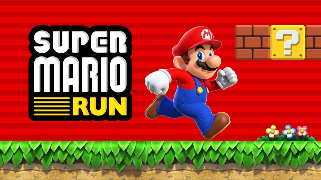 Super Mario Run Launches for iPhone & iPad on Dec. 15