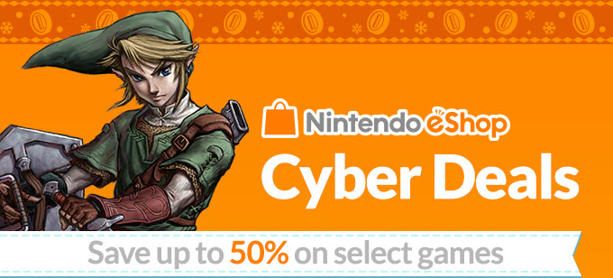 50 Percent Off Cyber Deals Starting Today