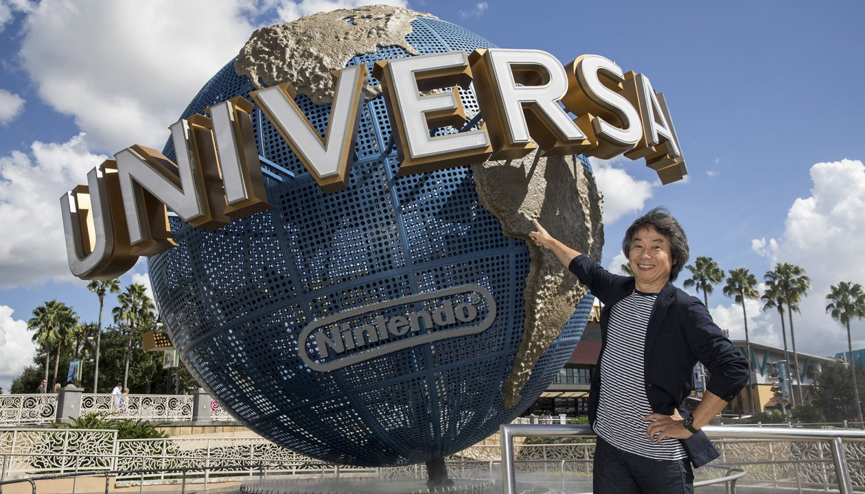 Bring the Fun of Nintendo to Life with Universal Parks & Resorts