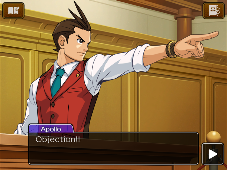 Apollo Justice - Ace Attorney For Android Devices Release Announced