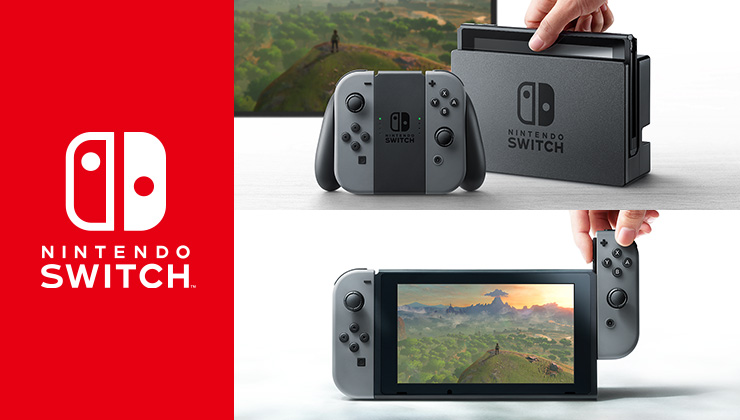 Nintendo Switch Preview Tour is Coming to a City Near You