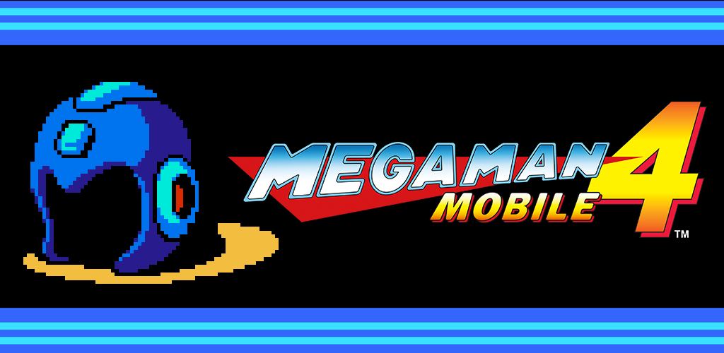 8-BIT MEGA MAN GAMES COME TO IOS AND ANDROID