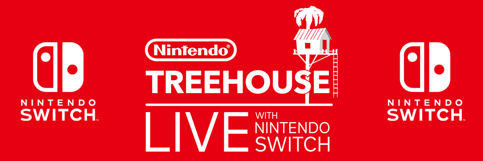 Nintendo Treehouse Live Event to Cover Nintendo Switch Games