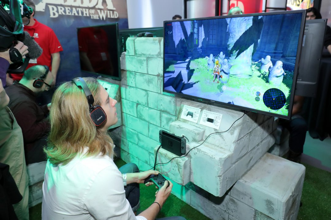 PHOTOS: Nintendo Switch Press Event