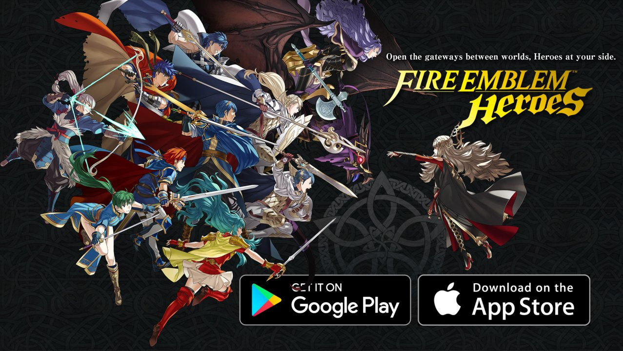 Nintendo Download, Feb. 2, 2017: Summon Fire Emblem to Your Smart Device