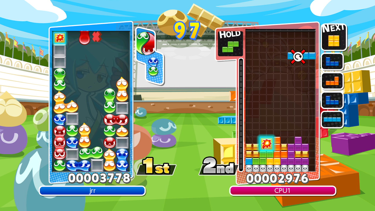 Puyo Puyo Tetris is Coming to the Americas on April 25 and Europe on April 28!