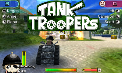 Nintendo Download, Feb. 16, 2017: Tanks for the Memories