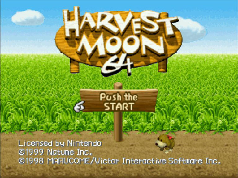Nintendo Download - Feb. 23, 2017 - Over the Harvest Moon