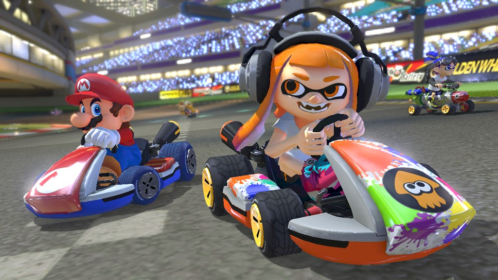 Nintendo Details New Features in Mario Kart 8 Deluxe