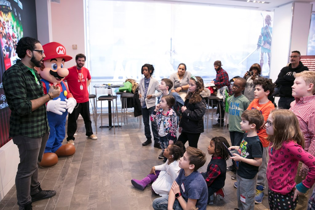 PHOTOS: Mario Sports Superstars Launch Tournament