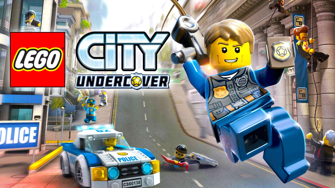 Nintendo Download - April 6 2017 - What Happens in LEGO CITY Stays in LEGO CITY