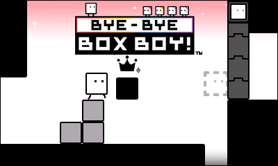 Nintendo Download - April 13 2017 - Hello BYE-BYE BOXBOY!