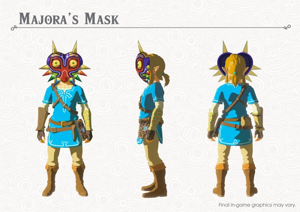 First DLC Pack for The Legend of Zelda: Breath of the Wild