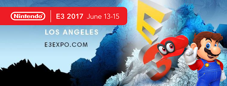 Let's-a Go! Mario, Tournaments and Nintendo Switch Head to E3 2017