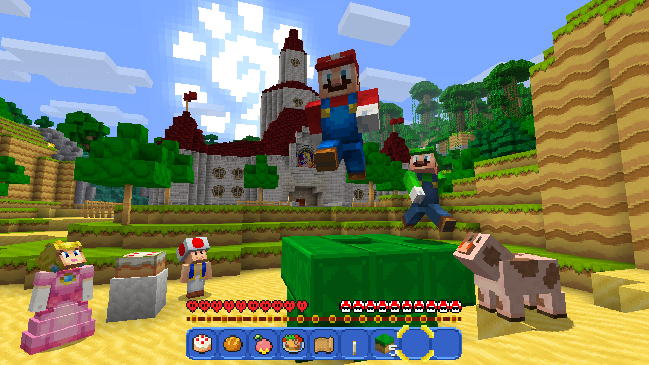 Nintendo Download - May 11, 2017 - Play Minecraft Anywhere!